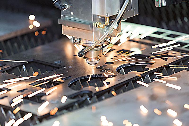 EPP Métal découpe au laser